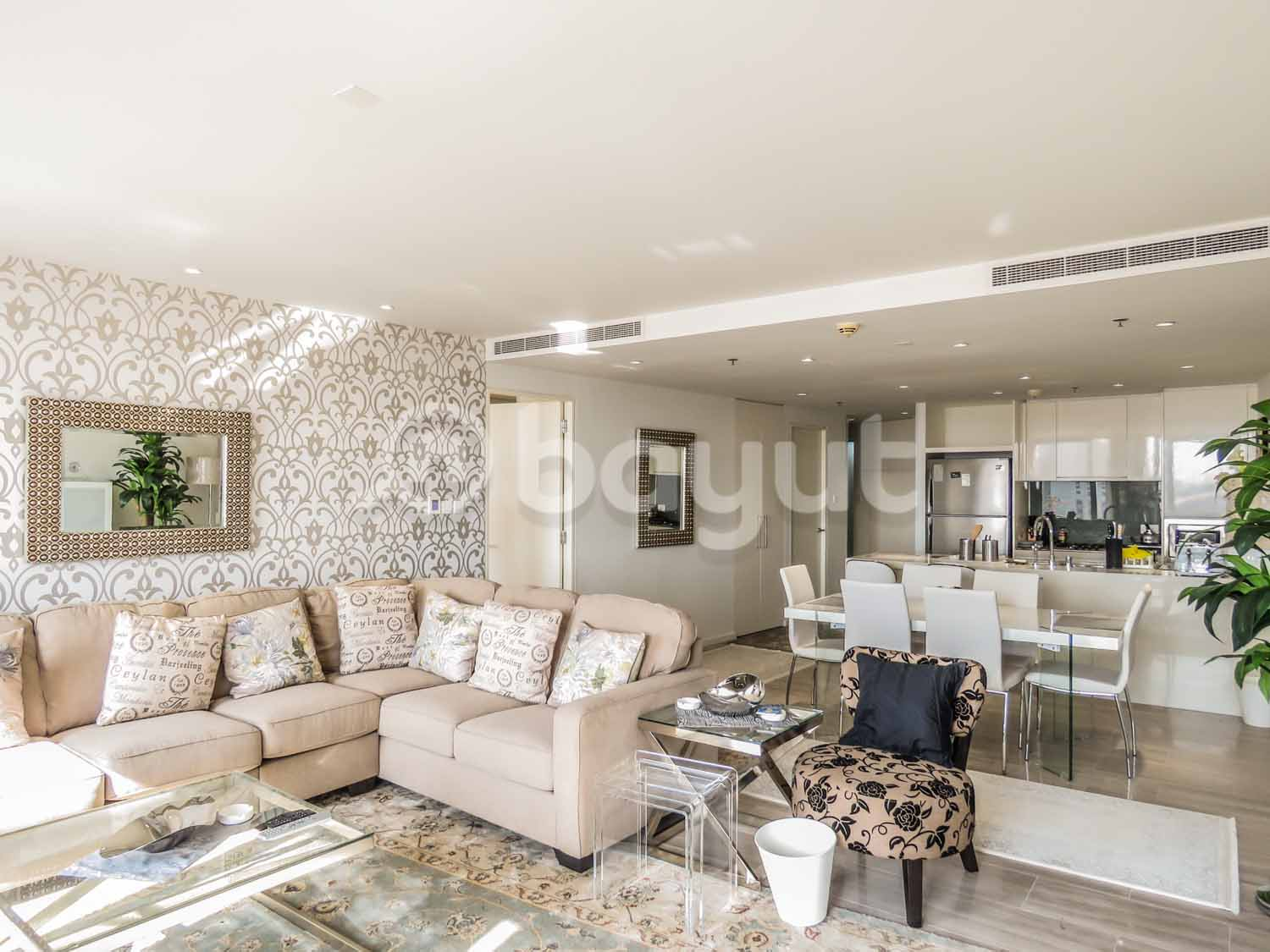 Fully Furnished Luxury Apartment –  D1 Tower – 145,000!!!  AVAILABLE